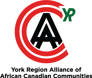 York Region Alliance of African Canadian Communities Logo
